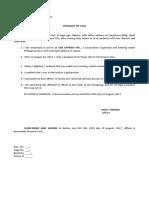 affidavit of loss at,.docx