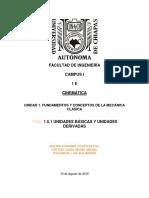 Investigacion SI, Sitema Ingles, Conversiones y Prefijos