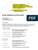 Cv Cpc Pavel Senmache Castellanos - Administrador