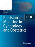Precision Medicine in Gynecology and Obstetrics