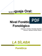 4 Componentes de Lenguaje Oral