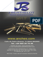 Catalogo Berthelot