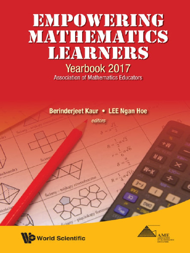 Empowering Mathematics Learners Yearbook 2017 Association