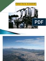 Capítulo 2 Sismicidad en Ecuador 2016