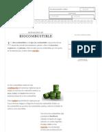 Definición de Biocombustible - Qué Es, Significado y Concepto