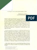 Palenque en los siglos XVIII y XIX