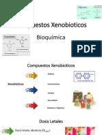 Compuestos xenobioticso