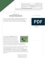 Definición de Biodiversidad - Qué Es, Significado y Concepto