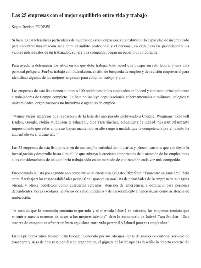 Increíble Revisiones De Empresas Molde - Ejemplo De Currículum ...