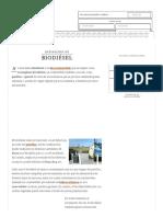 Definición de Biodiésel - Qué Es, Significado y Concepto