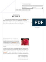 Definición de Bioética - Qué Es, Significado y Concepto