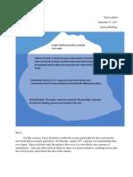 iceberg systems thinking