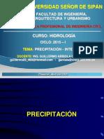CLASE 3. Imax y IDF