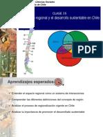 Espacio Regional y Desarrollo Sustentable CHILE