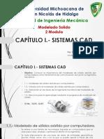 Capitulo 1 Sistemas CAD