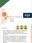 Salud Ocupacionalaasd
