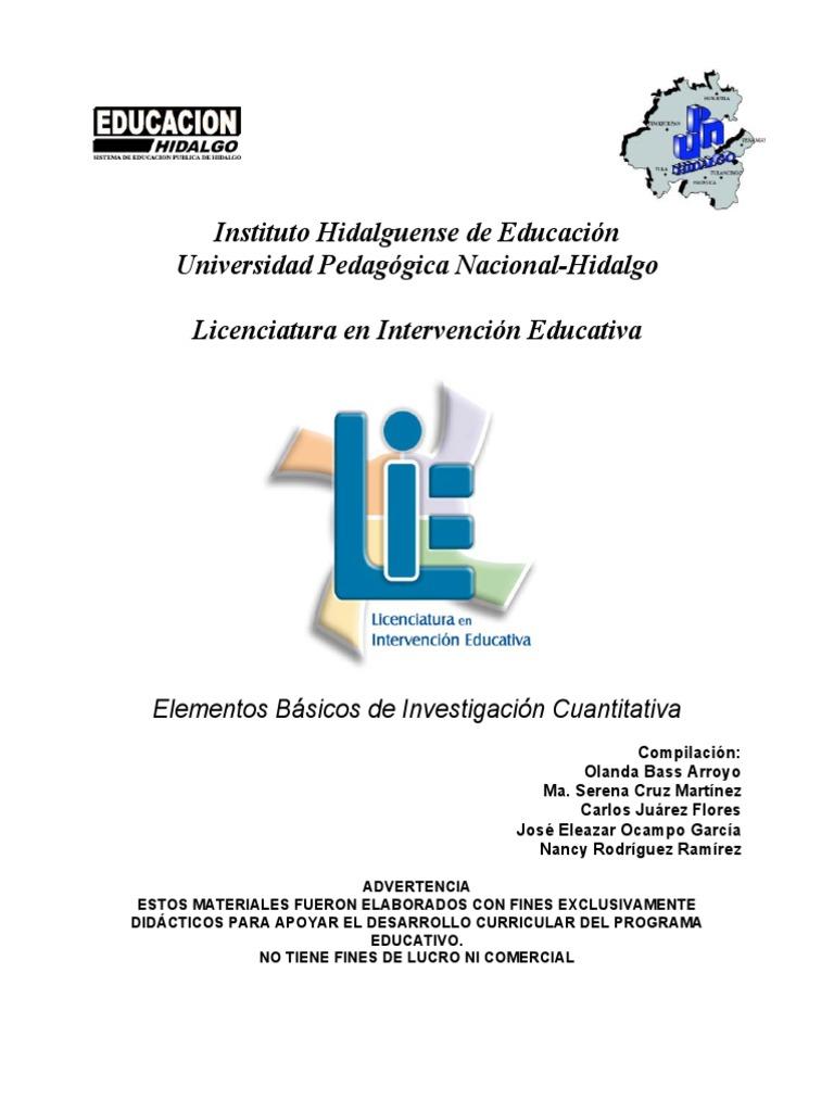 Investigacion Cuantitativa sin Protección.pdf