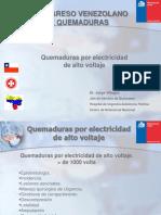 Quemaduras Electricas Por Alto Voltaje Venezuela Tema 2