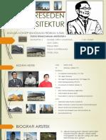 Studi Presedent Arsitektur
