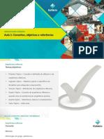 Conceitos, objetivos e referências