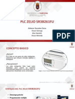 Plc Zelio Sr3b261fu Act