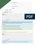Revision Quiz y Parciales Gerencia Estrategica - 2017
