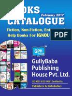 Gph Gully Baba Books Catalogue