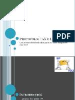 Protocolos IAX e IAX2