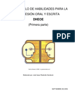 Manual de Expresión Oral y Escrita