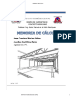 Memoria de Cálculo -Olivas - Sánchez