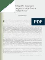 Huizinga, J. - El elemento estético de las representaciones históricas.pdf