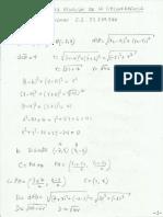 Ejercicios de Ecuacion de La Circunferencia