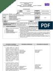 Formato de Planeación Filosofia de La Educacion