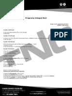 Programa Integral No3 Julio Arroyo