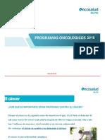 Informacion Oncosalud 2016