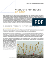 Household Science FabricCare