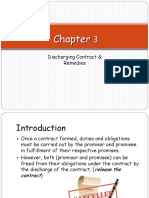 Chapter 3 Discharging and Remedies