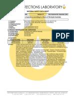 Emulsifying Wax [Peg-20 Stearate] Msds v1