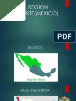 Region Norte(Mexico)