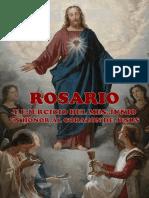 227875123 Rosario y Ejercicio Del Mes Junio en Honor Al Sagrado Corazon de Jesus 2014