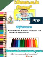Autorretrato Artes Visuales