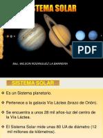 Unidad 3.1(Sistema Solar)