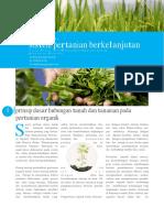 212705540 Sistem Pertanian Berkelanjutan Aspek Lahan Dan Manajemen Nutrisi Dalam Pertanian Organik
