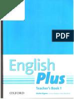 English Plus - Teacher 39 s Book