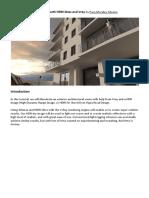 ArchitecturalVisualization With HDRI Skies and Vray TUTORIAL