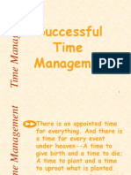 1. Time Management Handouts