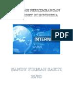 Sejarah Perkembangan Internet Di Indonesia - Copy