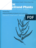 Aquatic and Wetland Plants of Northeastern North America Angiosperms Monocotyledons (Volume 2)
