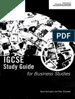 Business Studies