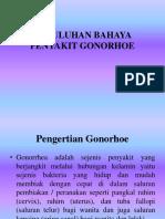 PP Penyuluhan Gonorhe